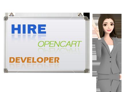 Hire Opencart Developer